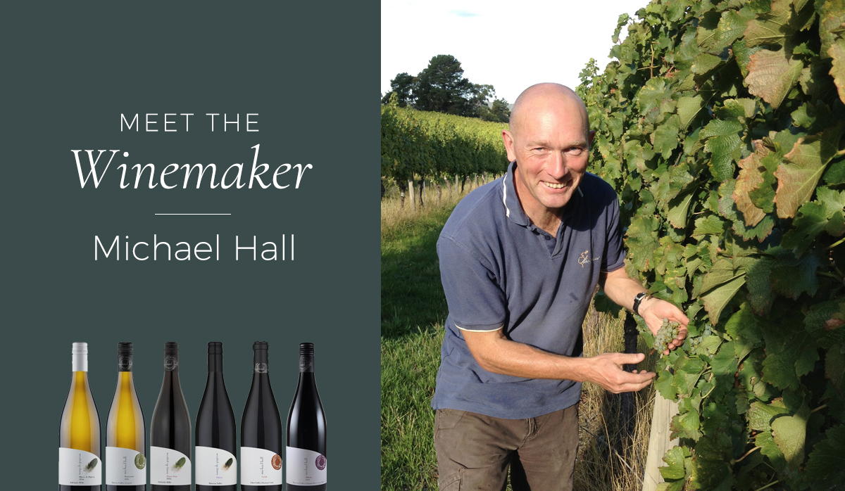 Meet the Winemaker: A wine tasting event with Michael Hall