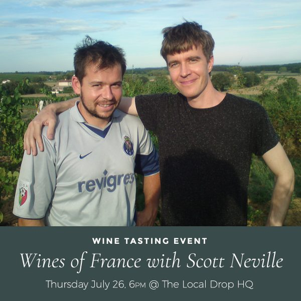 Wines of France with Scott Neville