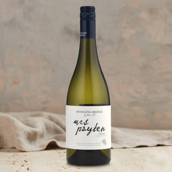 2019 Swinging Bridge Mrs Payten Chardonnay