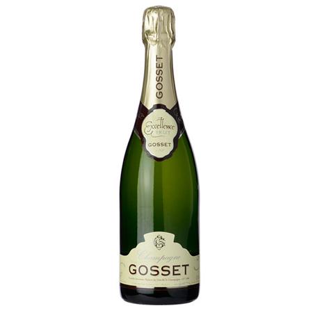 Champagne Gosset NV Brut Excellence Ay Fr.