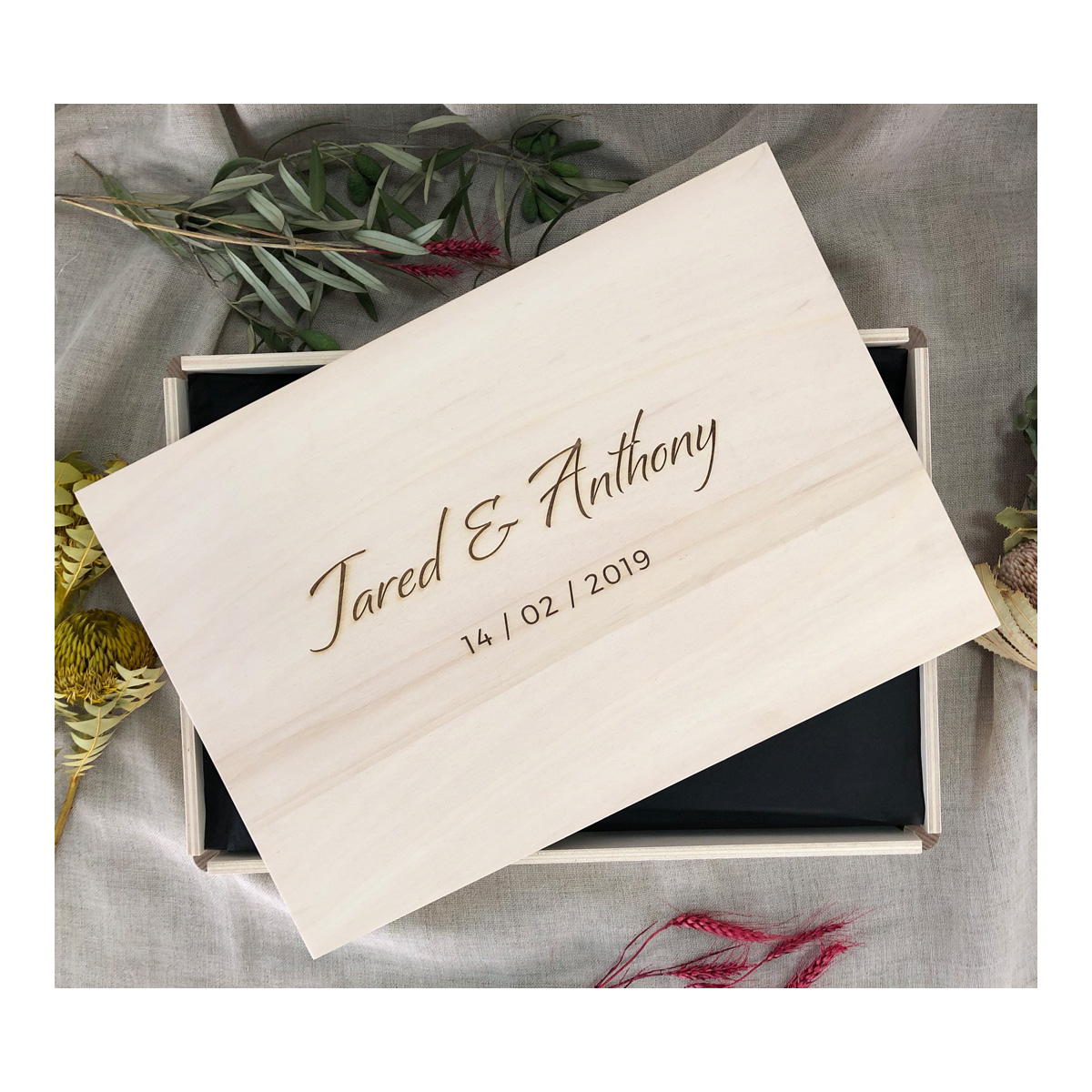 Wedding Gift Box - WINE SUBSCRIPTION