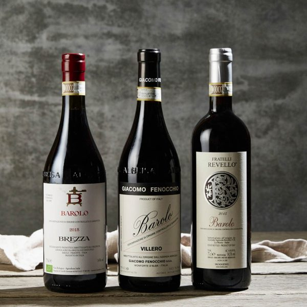 Fine & Rare Barolo Collection