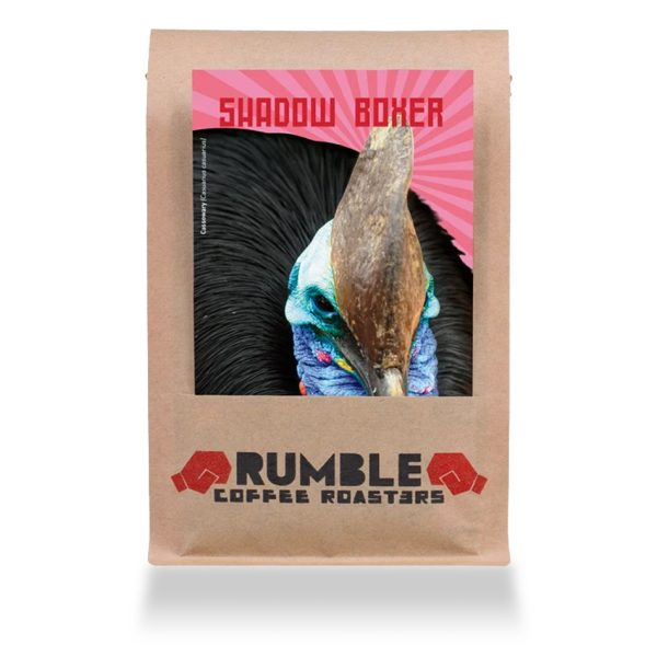 Shadowboxer Espresso Blend Coffee