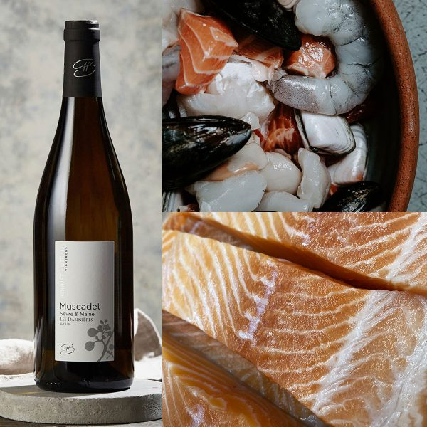 Match wine with your seafood