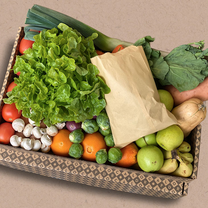 Fresh Produce Boxes